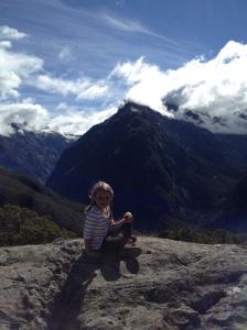 Summit Track in Fiordland
