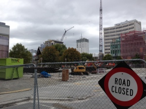 Christchurch Red Zone
