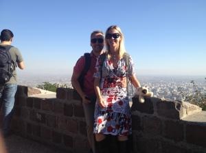 Cerro San Cristobol