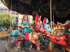 Carousel in Palermo Viejo