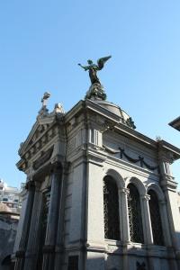 More mausoleums