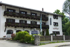 Fourth generation hotel in Oberammergau