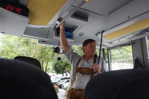 Our real tour guide