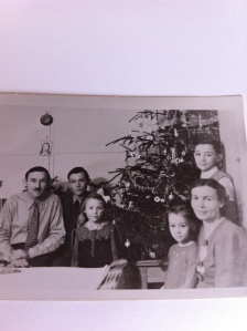 Christmas, 1948, in Grossraming